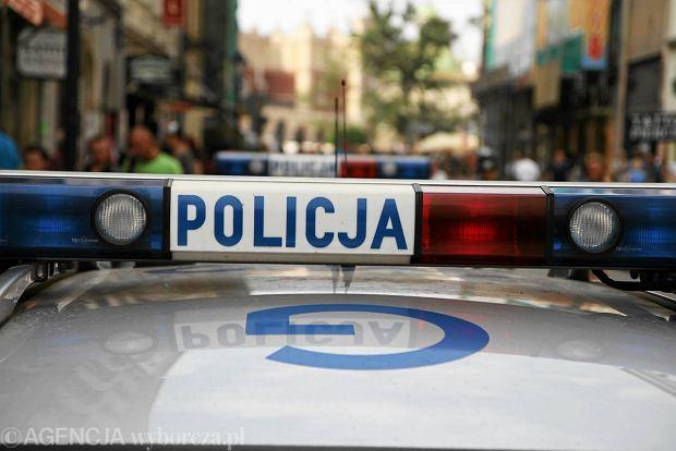 Skawina. Policjanci ostrzelani podczas kontroli drogowej