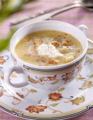 Zupa polewka piwna