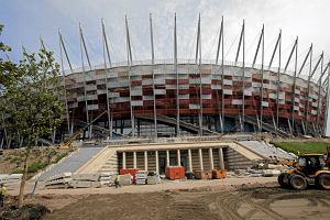 Sponsor tytularny Stadionu Narodowego do ko�ca roku