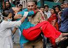 Krwawy zamach w Dehli