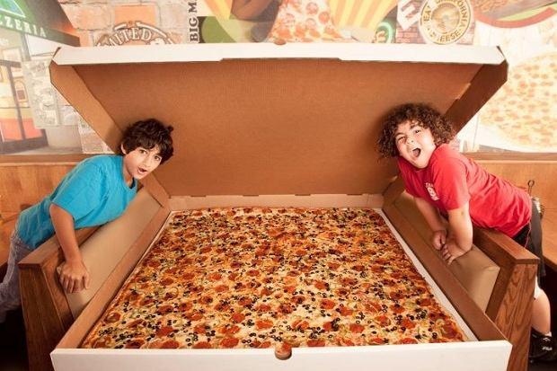 najwieksza pizza swiata