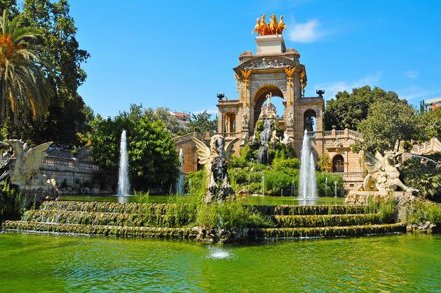 Zdjęcie numer 1 w galerii - Barcelona. Parc de la Ciutadella