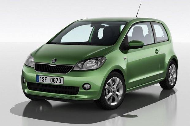 Volkswageny i Skody do serwis�w