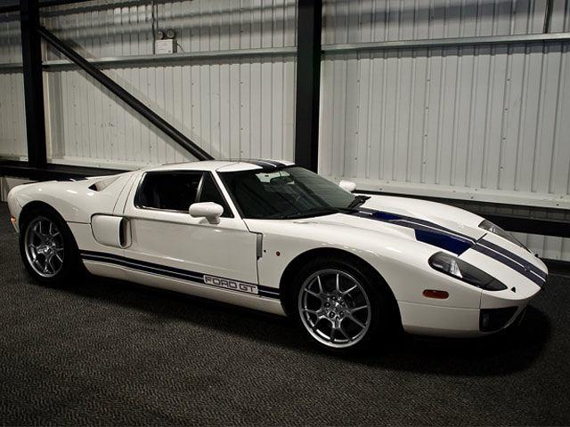 Ford GT Jensona Buttona