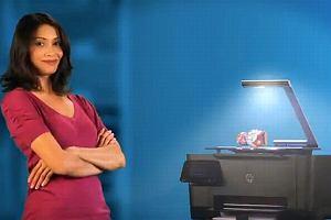 HP TopShot - laserowa drukarka i skaner 3D w jednym