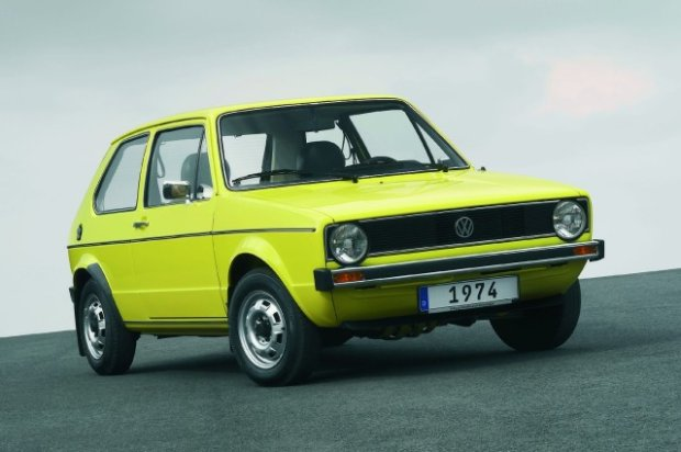 Volkswagen Golf | Czterdziestolatek
