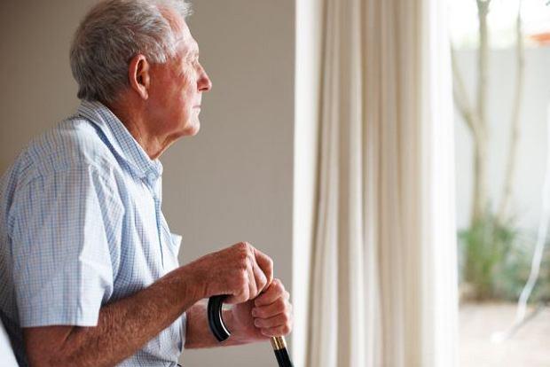 Depresja u ludzi starszych