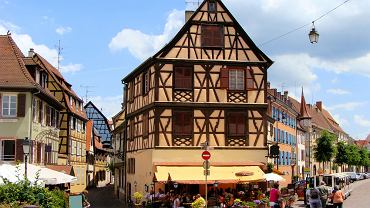 Francja, Colmar, Alzacja