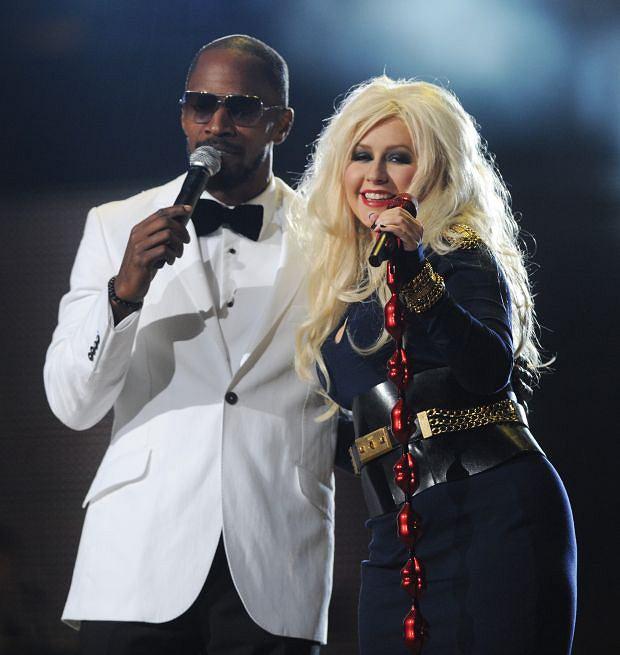 Christina Aguilera,stylizacje gwiazd,ciała gwiazd