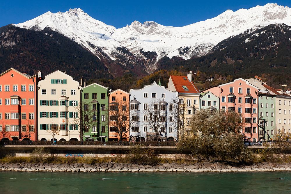 Austria Na Weekend Innsbruck I Okolice
