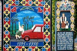 Weso�y Cmentarz, cmentarz dla kibic�w - 10 najbardziej nietypowych cmentarzy na �wiecie