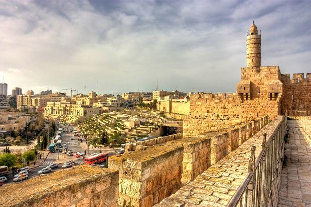 Izrael Z10584262Q,Azja-Jerozolima--Izrael---To-najwieksze-miasto-Izr