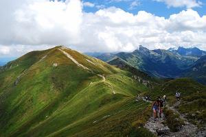 Tatry. Trekking w Tatrach