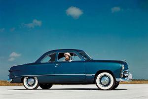 Wybrali�cie auto lat 40.
