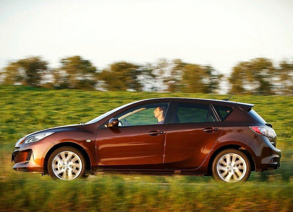 Mazda 3 (facelifting)
