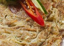 Omlet z warzywami - ugotuj