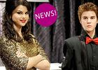Justin Bieber i Selena Gomez w nowojorskim Muzeum Madame Tussaud