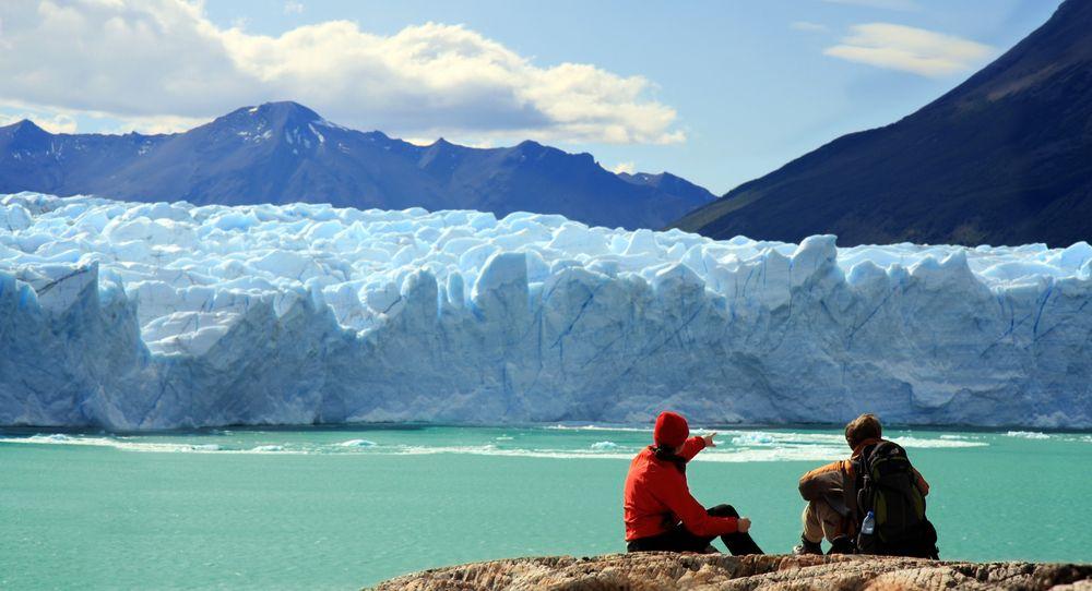 Lodowiec Morero, Patagonia, Argentyna / fot. Shutterstock