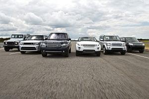 Nowe ceny Jaguara i Land Rovera