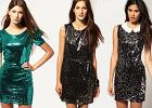 Cekinowe sukienki - wybierz co� dla siebie!