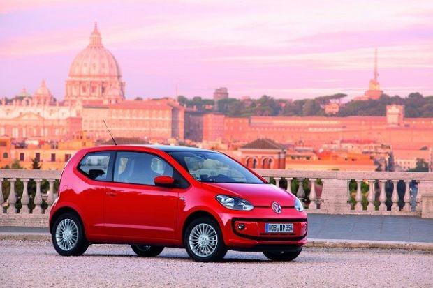 Zdjęcie numer 2 w galerii - Hybrydowy Volkswagen Up! w drodze