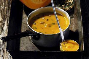 Styryjska zupa krem z dyni