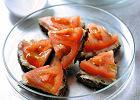 Kanapki z mas�em anchois