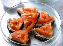 Kanapki z masłem anchois - ugotuj
