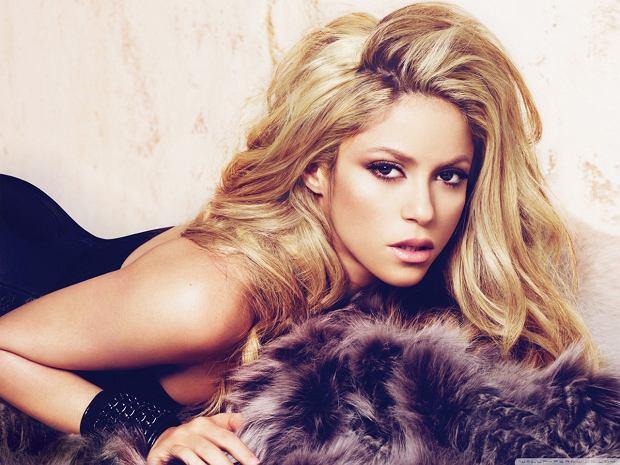 Shakira, mat. prasowe