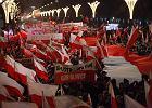 Sobotni marsz PiS jeszcze wi�kszy: nawet 200 tys.