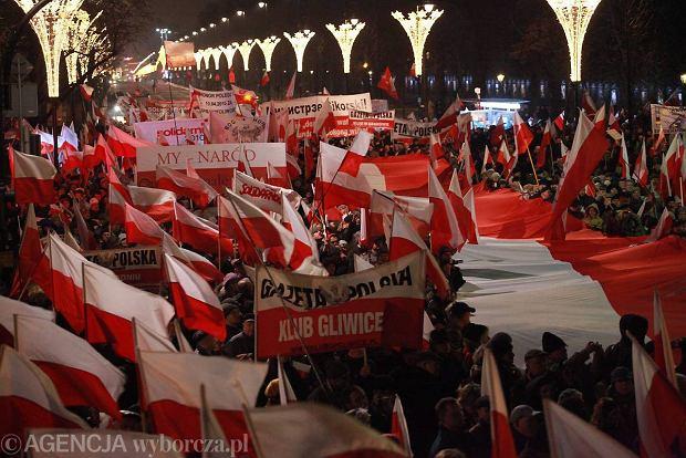 Marsz Solidarno�ci i Niepodleg�o�ci