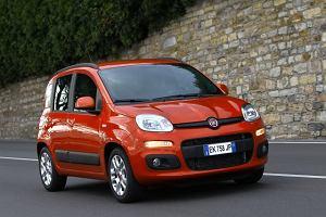 Nowy Fiat Panda od 32 990 z�