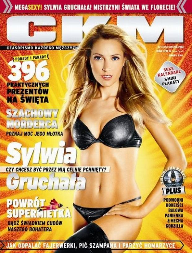 Sylwia Gruchała.