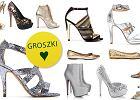 Metaliczne buty na sylwestra - aż 48 propozycji!