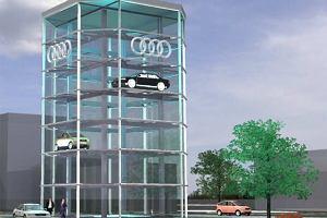 Audi buduje 13-pi�trow� wie��