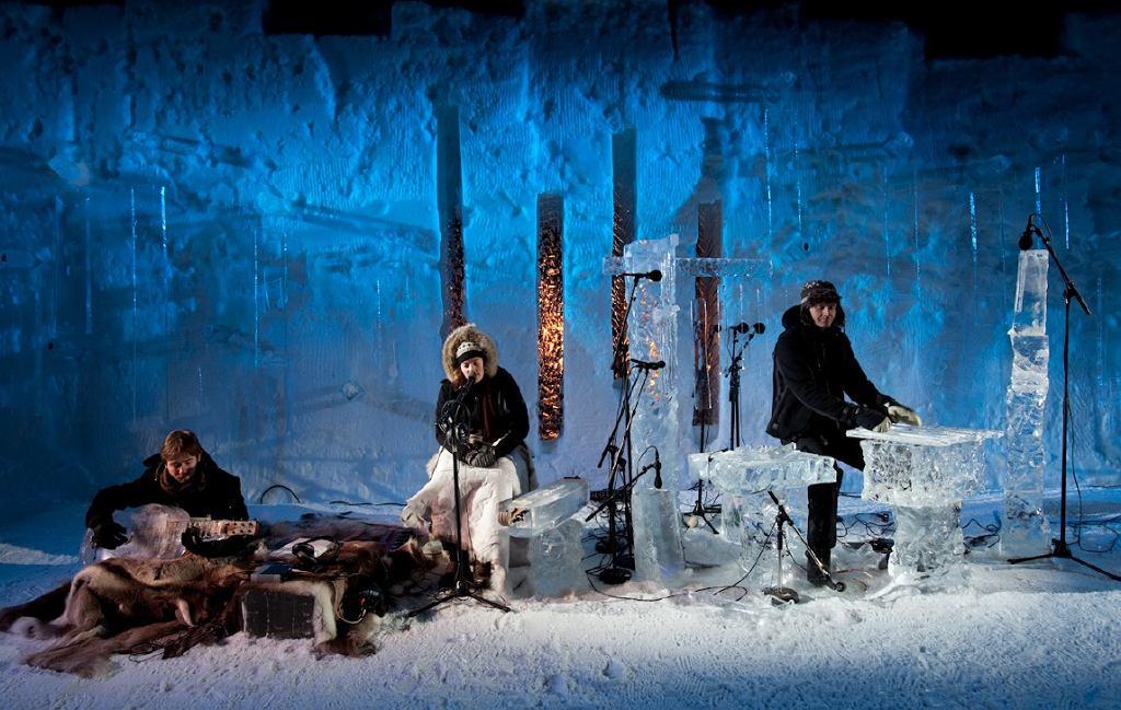 norwegia, festiwal lodowy