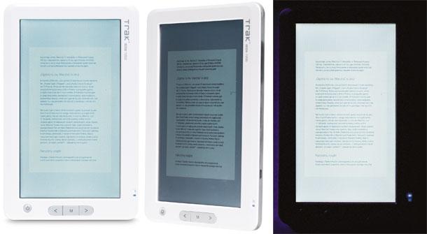 e-book, tablet, książka, czytnik, Trak, tBook