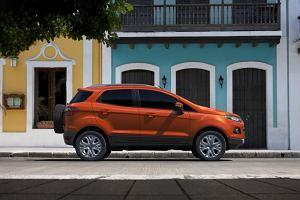 Ford EcoSport | Crossover dla rynk�w wschodz�cych