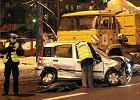 Wi�cej ofiar wypadk�w przy wy��czonych fotoradarach