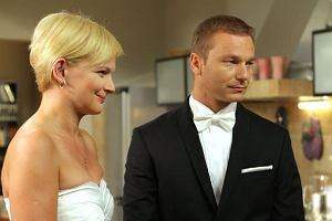 """Dziś w """"M jak miłość"""" ślub Marty i Andrzeja!"""