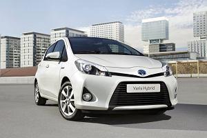 Znamy ceny hybrydowej Toyoty Yaris