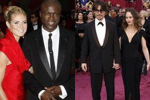 Heidi Klum i Seal. Johnny Depp i Vanessa Paradis.