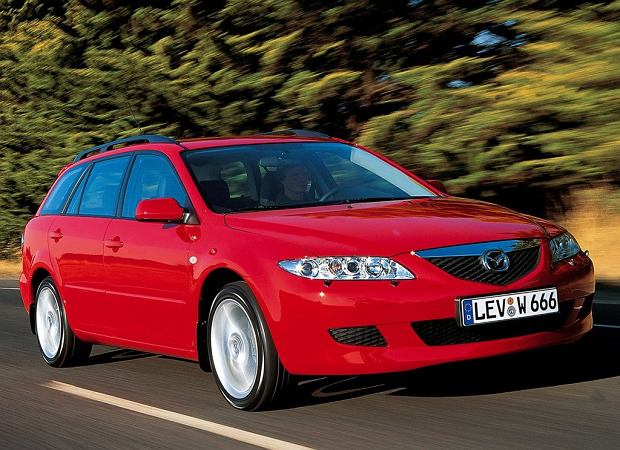 Mazda 6 (2002-2005)