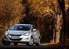 Hyundai Elantra - test | Za kierownic�