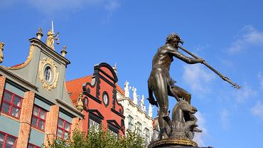 Fontanna Neptuna, Gdańsk / Fot. Shutterstock
