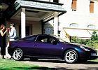 TOYOTA Celica 00-05, rok produkcji 2000, coupe, widok przedni prawy, samoch�d 3-drzwiowy, kolor niebieski jasny
