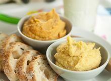 Hummus razy dwa - ugotuj