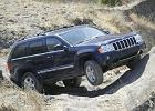 JEEP Grand Cherokee 05-07, rok produkcji 2005, kombi, widok przedni prawy, samoch�d 5-drzwiowy, kolor czarny