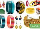 Mocno kolorowa bi�uteria - ponad 60 propozycji!