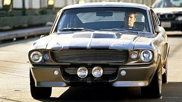 "Shelby Mustang GT500E ""Eleanor"""